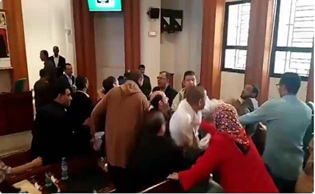 Violent Clash Erupts Between PAM and PJD Members at Rabat City Council