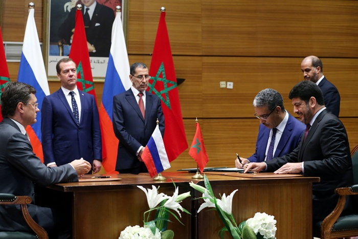 Russian Federation  to boost grain supplies to Morocco - PM