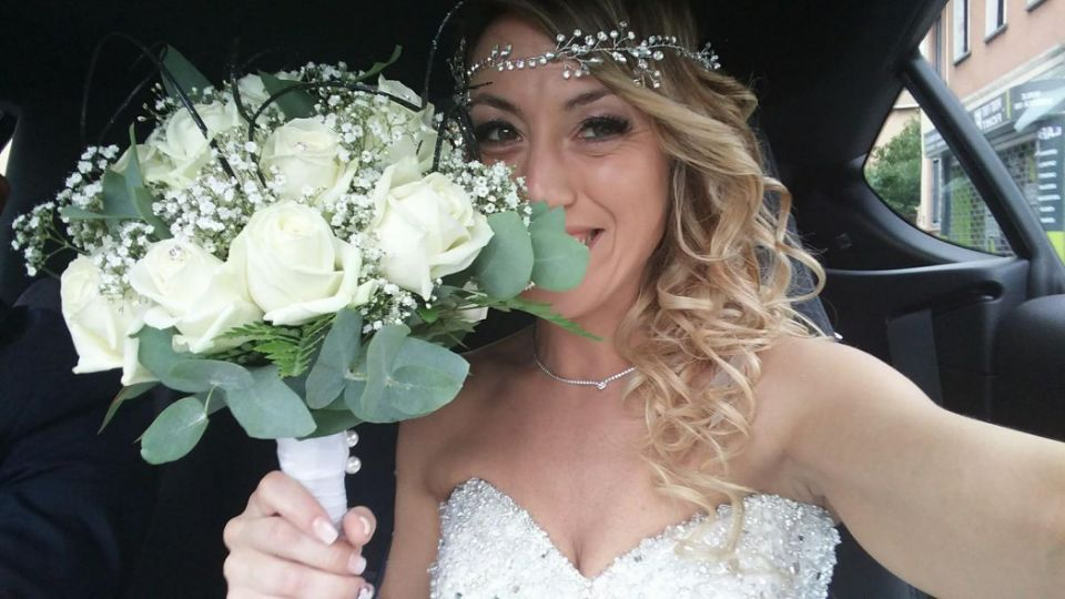 With a 'Pinch of Madness,' an Italian Woman Marries Herself