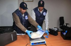 Moroccan Police Seize 4.5 kg of Cocaine in Casablanca 's Airport