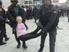 Catalan Referendum Met With Violence From Spanish Riot Police