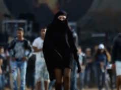 A Burqa Mini-Skirt? Hicham Lasri Releases Unveils 'Girl Power' Video Trilogy