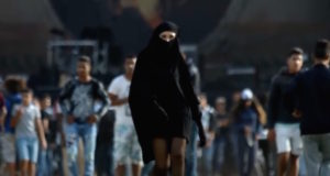 A Burqa Mini-Skirt? Hicham Lasri Releases Unveils 'Girl Power' Video Trilogy