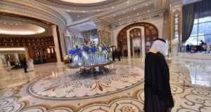 A Look Inside Saudi Arabia's 'Gilded Prison' at Riyadh Ritz-Carlton
