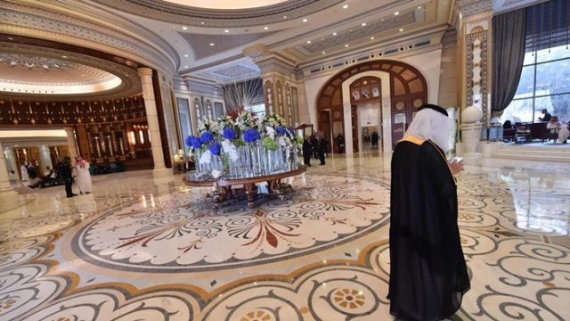 A Look Inside Saudi Arabia's 'Gilded Prison' at Riyadh Ritz-Carlton