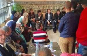 abdelkarim benatiq, Libya crisis, Moroccans detained in Libya, migrants in Libya