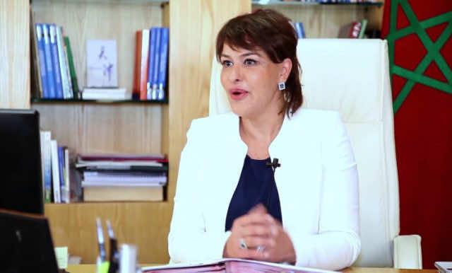 Hakima El Haite, COP23, Climate Change