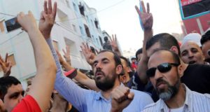 Hirak Rif, Al Hoceima, Nasser Zafzafi, Hirak activists