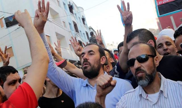 Hirak Rif Activists Sentenced to 20 Years Agree to Appeal
