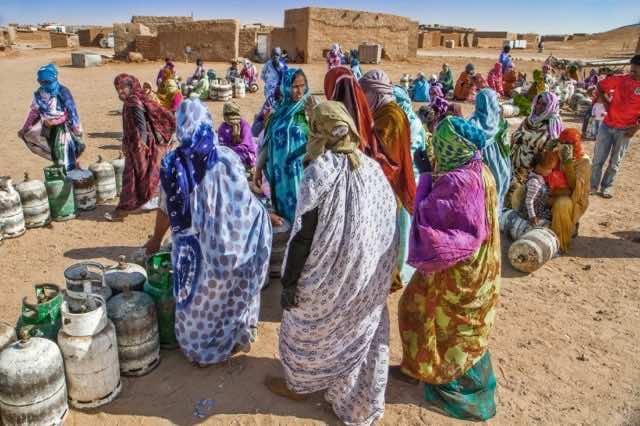Algeria, Tindouf Camps, Polisario, Western sahara, Sahara issue