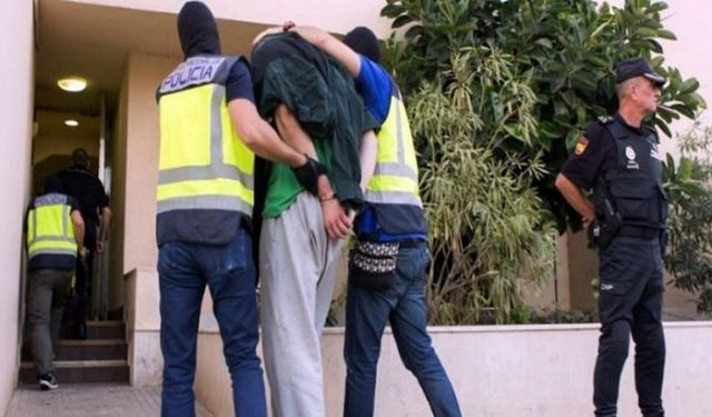 Spanish police, ISIS, Terrorism, Melilla
