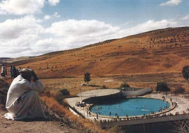 Fez, Moroccan architecture, Moroccan heritage, Sidi Harazem, Sidi Harazem baths