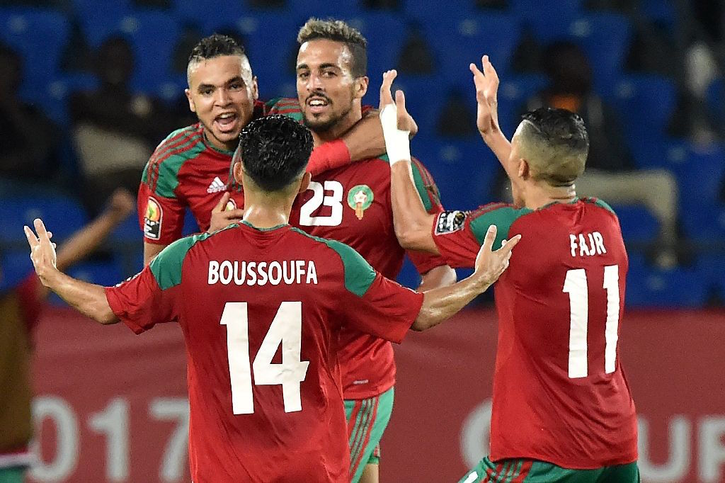 Morocco beat Ivory Coast in Abijan to qualify for Russian Federation