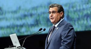 Aziz Akhannouch, the Minister of Agriculture and Fisheries