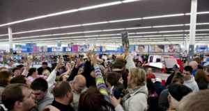 After Essaouira's Stampede, Americans Trample Each Other for TVs on Black Friday
