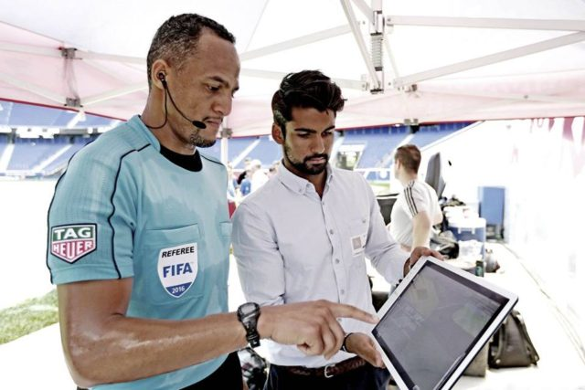 FIFA Approves Usage of Video Assistant Referee in 2018 World Cup