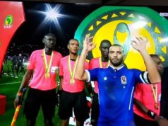 Defeat Bitter to Swallow, Ahly Staff's Behavior Draws Criticism from Moroccans