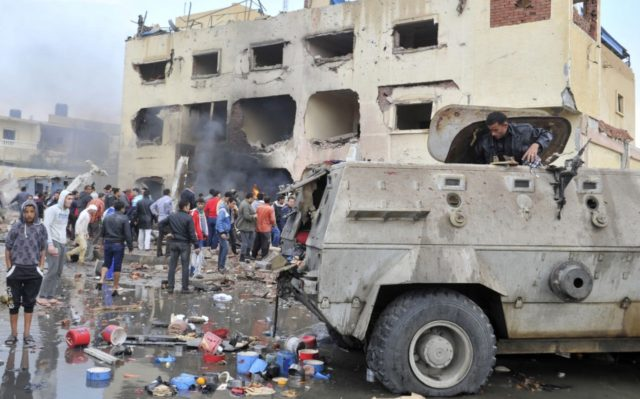 Nationwide Mourning in Egypt After at Least 235 Worshippers Killed in Sinai Massacre