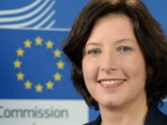 European Union spokesperson Catherine Ray