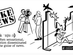 Fake News Collins Dictionary