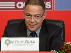 'It is Now Legitimate for Africa to Organize the World Cup a 2nd Time': Lekjaa