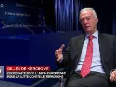 Gilles de Kerchove, European Union,EU, Terrorism, Radicalism, Morocco