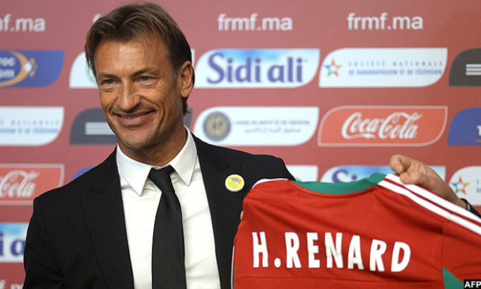 'I have a contract until 2022 with FRMF': Hervé Renard Adresses Rumors