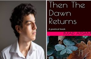 Imad Afdam, Writing, Moroccan Poets, Poetry, English language