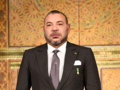 King Mohammed VI Special Guest of An International Conference In Congo