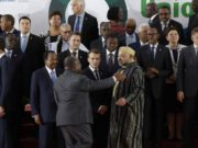King Mohammed VI in Photos With Polisario Leader for First Time