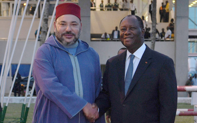 King Mohammed VI's Visit to Abidjan 'Radiates' the AU-EU Summit