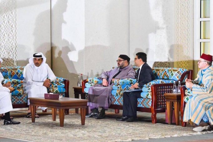 King Mohammed VI Sends Best Wishes to Qatar, Promises to Uphold Ties