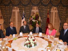 King Mohammed VI Hosts Dinner in Honor of French Prime Minister