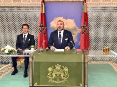 King Mohammed VI Speech on Green March Day