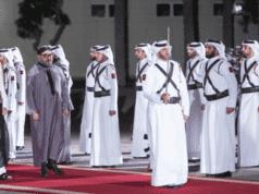Qatari Media Welcomes King Mohammed VI as 'Blockade Breaker' During Diplomatic Visit