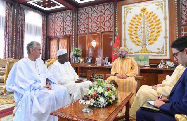 King Mohammed VI to Face Polisario During EU-AU Summit in Abidjan