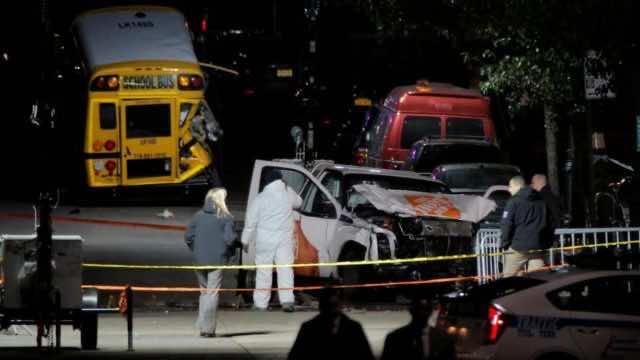Manhattan Terror Attack, Terrorism