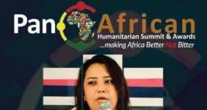 Moroccan Activist Karima Rhanem Wins Pan-African Humanitarian Award
