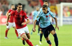 Wydad, Al Ahly, Houcine Amouta, Mohamed Ounajem, Football,