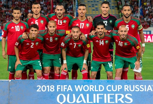 Moroccan Football Team Climbs 8 Places on FIFA World Rankings