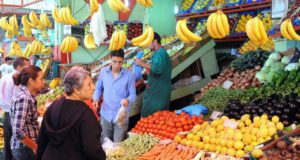 Morocco's Consumer Price Index Dropped by 0.1% in October 2017