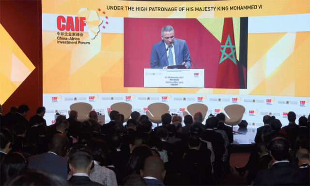 Morocco Breaking Ground for Chinese Investors in Africa