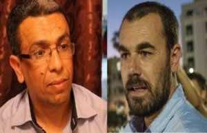 Nasser Zafzafi and Hamid El Mahdaoui