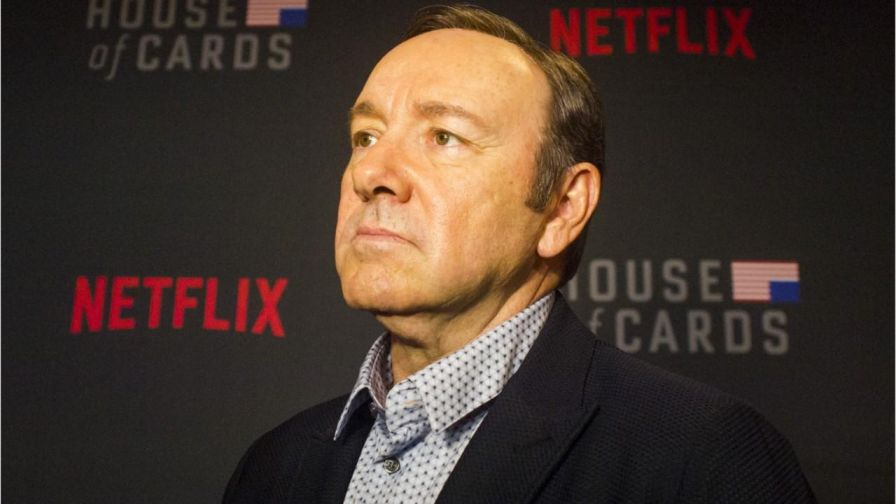 Excusing the unexcusable — Kevin Spacey