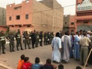 "Ouarzazate Court of Appeal Jails 5 Demonstrators over ""Thirst Protests"" in Zagora"