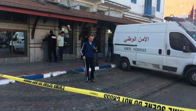 Police Arrest Suspect For Attempting to Set Restaurant on Fire in Northern Morocco