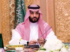 Saudi Crown Prince Says 'Israelis Have a Right to Have Their Own Land'