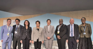 Princess Lalla Hasnaa Co-Chairs COP23 High-Level Session on Education Day