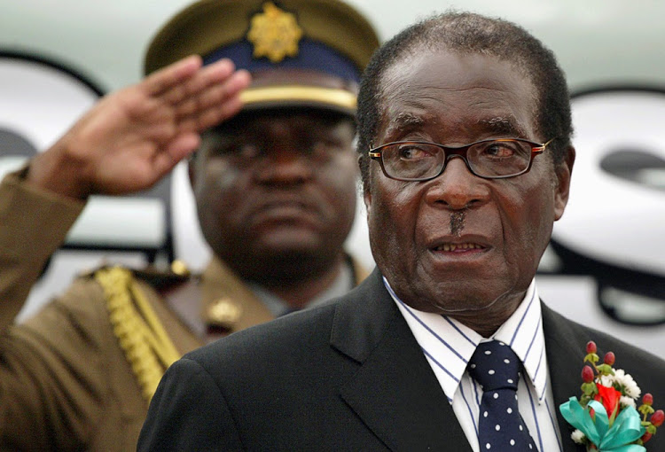Robert Mugabe quits as Zimbabwe's president