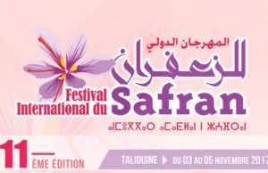 Saffron Sector Shines in Taliouine Seasonal Festival